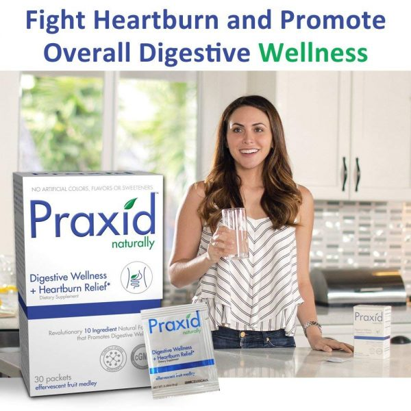 Praxid - Probiotics For Heartburn